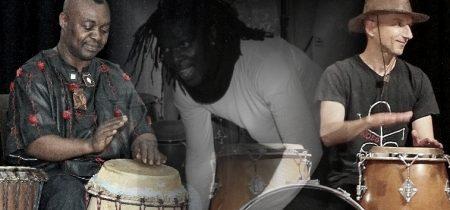 Singing Drums - I