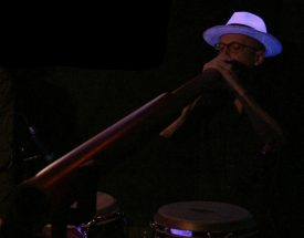 Stefan Lau Didgeridoo Berlin