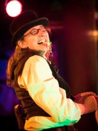 Pamela Rehfeld Trommelunterricht